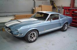 Brand New Muscle Car Replicas Eleanor Mustang Bel Air Dinocro Info